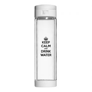 Keep Calm - White