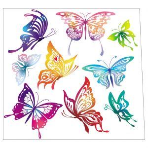 Butterflies Style
