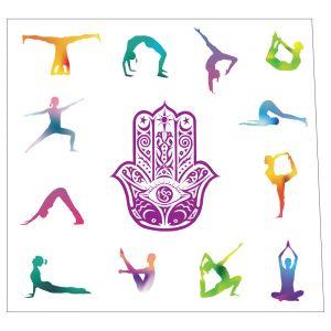 Yoga Hamsa Style