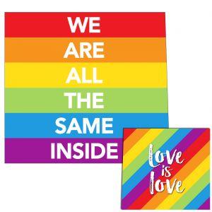 Rainbow Pride Style