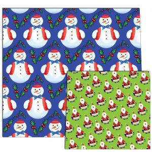 Snowman / Santa Style