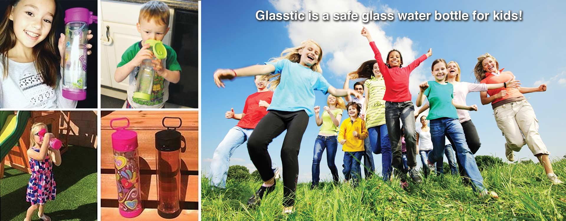 Glasstic - Safe for Kids
